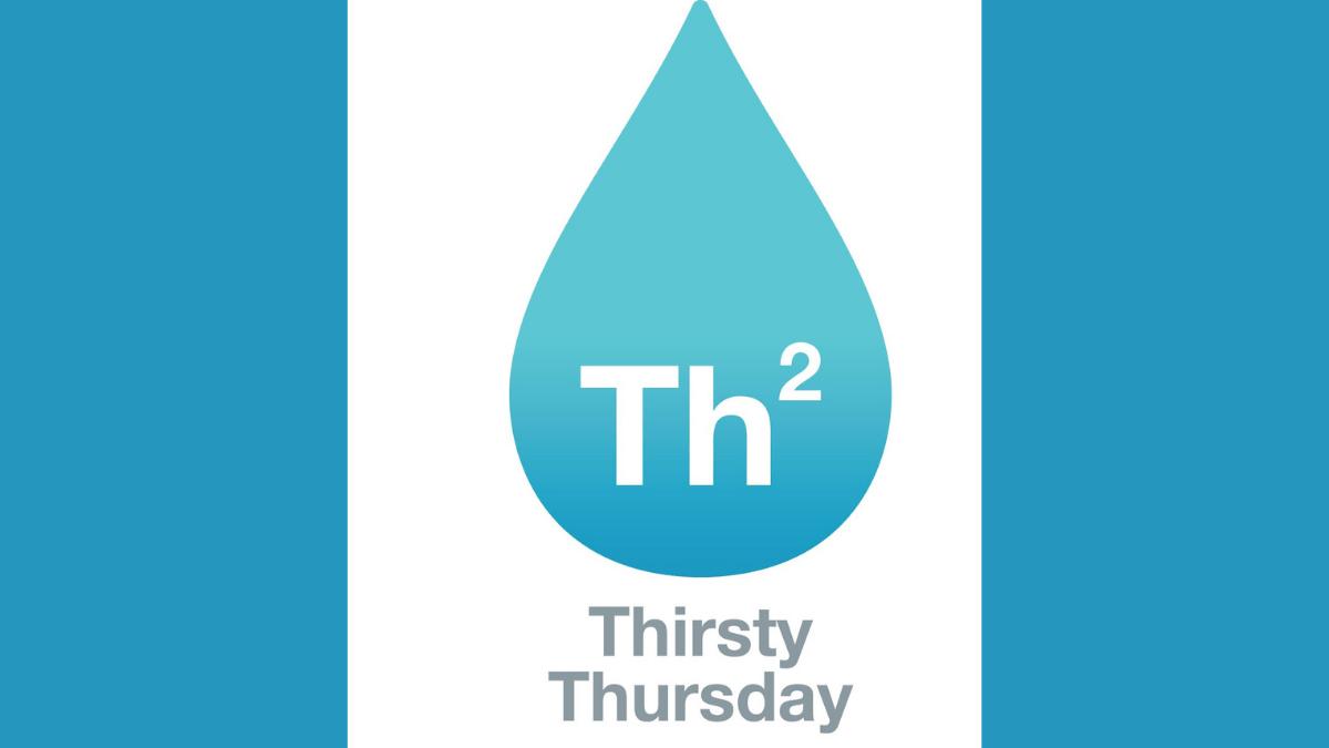 Thirsty Thursday Logo