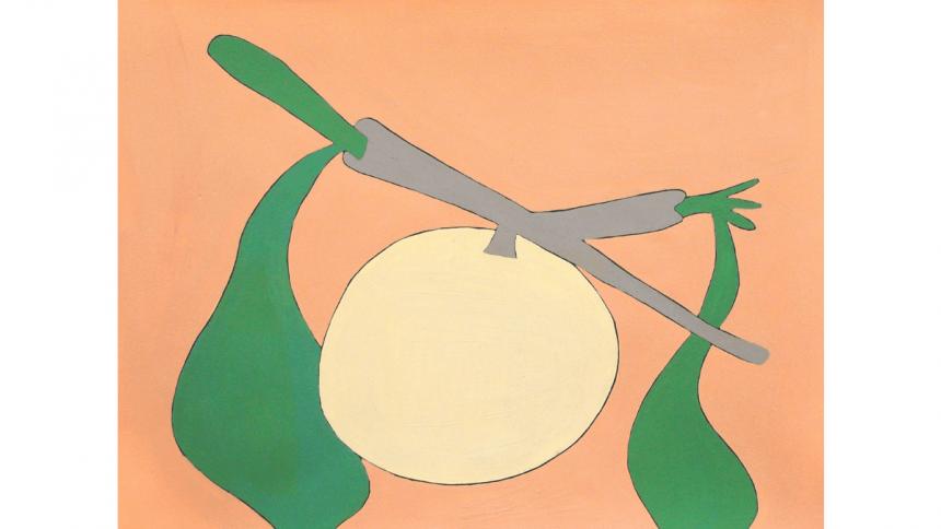 Untitled (D8628), Saul Alegria.