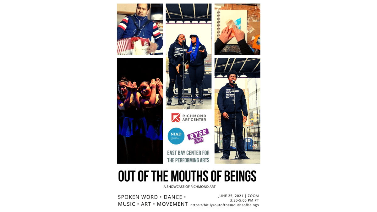 Poster for Out of the Mouths of Beings